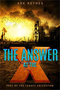 Cover art: The Answer at the X